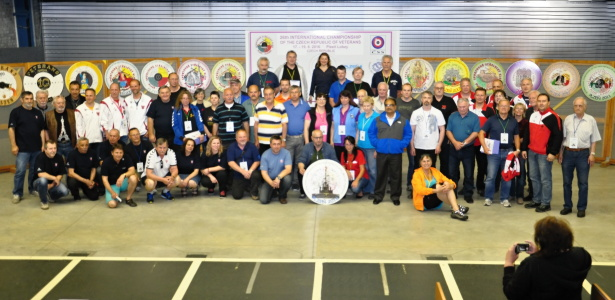 Gallery of INTERNATIONAL CHAMPIONSHIP OF VETERANS 2016